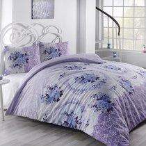 Постельное белье Ranforce Arven, цвет сиреневый, 2-спальный - Altinbasak