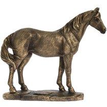 Бронзовая Лошадь 21x19 см - Lesser & Pavey