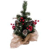 Изделие Декоративное Елочка С Украшениями Высота 40 см Без Упаковки - Polite Crafts&Gifts