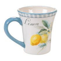 "Кружка Certified Int. ""Лимоны"" 410мл (Limon) - Certified International"