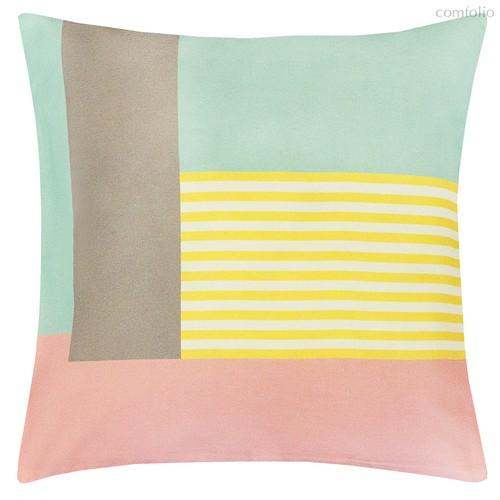 Ткань хлопок купоны Лайф ширина 220 см/ 25578D, цвет разноцветный - Altali