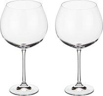 Набор бокалов для вина из 2 шт. GRANDIOSO 710 мл ВЫСОТА 25 см (КОР 12Набор.) - Crystalex