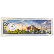 Часы Настенные Кварцевые 94x44 см - Aypas