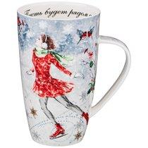 Кружка Lefard С Новым Годом! 600 мл - Shanshui Porcelain