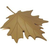 Подпорка для двери Autumn коричневая - Qualy
