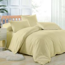 КПБ MO-39, цвет молочный, 2-спальный - Valtery