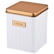 Емкость Для Сыпучих Продуктов Сахар 11,5x11,5x14 см Без Упаковки - Guangzhou Weihong