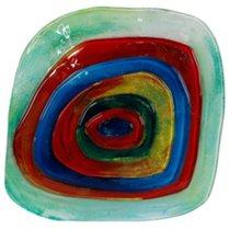 Декор из стекла Ар-Деко 35х35см - Top Art Studio