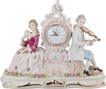Часы Настольные 44x20 см Высота 35 см Циферблат Диаметр 8 см - Sabadin Vittorio
