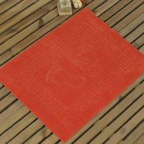 Коврик для ванной Likya, цвет персиковый, 50x70 - Bilge Tekstil