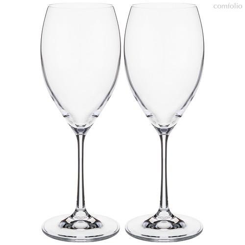 Набор бокалов для вина SOPHIA из 2 шт. 390 МЛ ВЫСОТА=23 СМ (КОР=24Набор.) - Crystalex