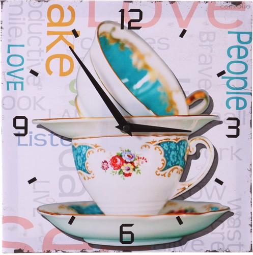 Часы 28x28x1,8 см - Guangzhou Weihong
