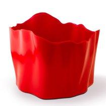 Органайзер Flow средний красный, цвет красный - Qualy