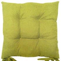 """Подушка на стул """"Олива"""", 41х41 см, P705-Z740/1, цвет оливковый - Altali"""