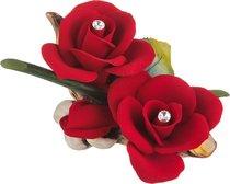 Изделие Декоративное Розы Длина 16 см Высота 10 см - Napoleon