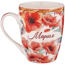 Кружка Lefard Мария 350 мл - Zeal Ceramics