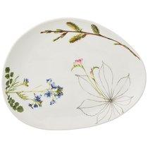 Тарелка Обеденная Meadow 29x23 см 3 шт. - Сhaoan Jiabao Porcelain