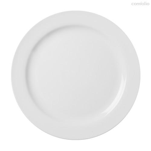 Тарелки 29 см, цвет белый - Top Art Studio