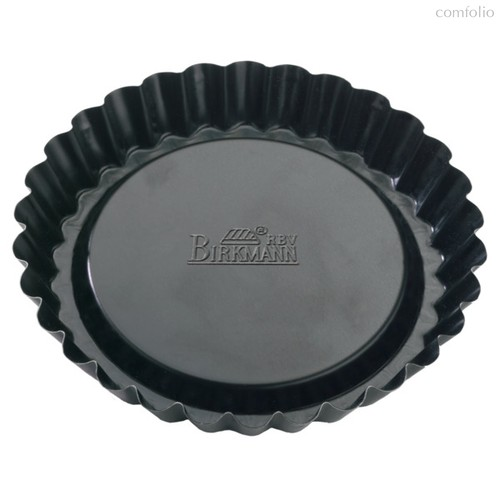 Набор мини-форм Birkmann Easy Baking d12см, сталь нержавеющая, 6шт - Birkmann
