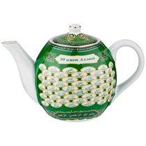 Заварочный Чайник 99 Имён Аллаха, 600 мл - Jinding