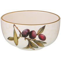 Салатник Cuore Olives 14,5 см Высота 7,5 см Без Упаковки - Ceramica Cuore