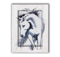 Лошадь 35х45 см, 35x45 см - Dom Korleone