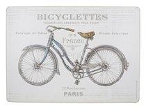 Подставки под тарелки Creative Tops Велосипед 40x29см, 4шт - Creative Tops