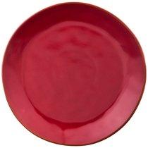 Тарелка Обеденная Concerto Диаметр 26 см Винный Красный, цвет красный, 26 см - Hunan Huawei