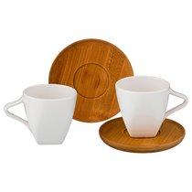 Кофейный Набор На 2 Персоны 4Пр. 90 Мл - Yinhe Ceramics