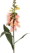Цветок Искусственный Дигиталис Длина 70 см - Silk-ka