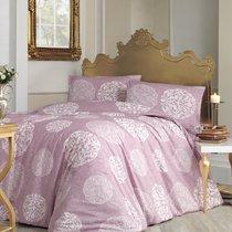 Постельное белье Ranforce Bello, цвет лиловый, размер 1.5-спальный - Altinbasak Tekstil