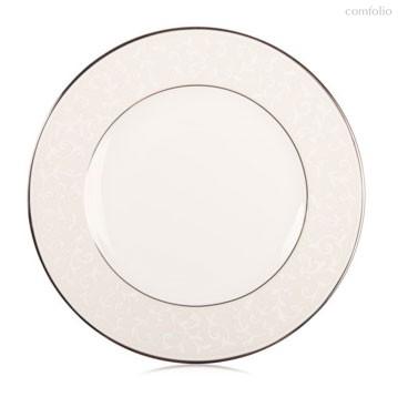 "Тарелка десертная Lenox ""Чистый опал"" 15см, 15 см - Lenox"