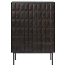 Шкаф для напитков Unique Furniture, Latina, 90х45х129 см - Unique Furniture