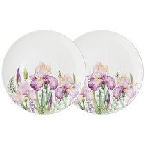 Набор Тарелок Обеденных Lefard Iris 2 Шт. 27 см - Songfa ceramics