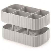 Сушилка для столовых приборов Drain&Safe серая - Guzzini