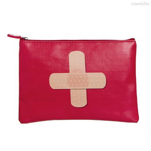 Сумка для медикаментов Tirita M, цвет красный - D'casa
