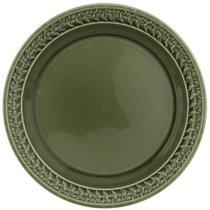 """Тарелка закусочная Portmeirion """"Ботанический сад.Гармония"""" 20см (зелёная), цвет зеленый, 20 см - Portmeirion"""
