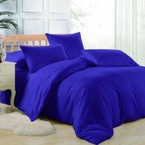 КПБ MO-38, цвет синий, 2-спальный - Valtery
