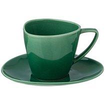 Чайный Набор на 1 Персону Meadow 250 мл Зеленый, цвет зеленый - Сhaoan jiabao porcelain