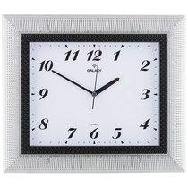 Часы Настенные Кварцевые 30,5x35,5 см Размер Циферблата 19,9x24,9 см - Aypas