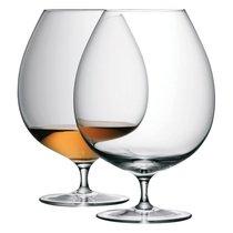 Набор из 2 бокалов для бренди Bar 900 мл - LSA International