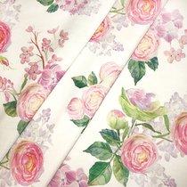Ткань Ричмонд, 2001/1, цвет розовый - Altali