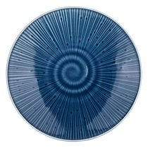Тарелка Закусочная Mirage 22 см Синий, цвет синий, 22 см - Songfa ceramics