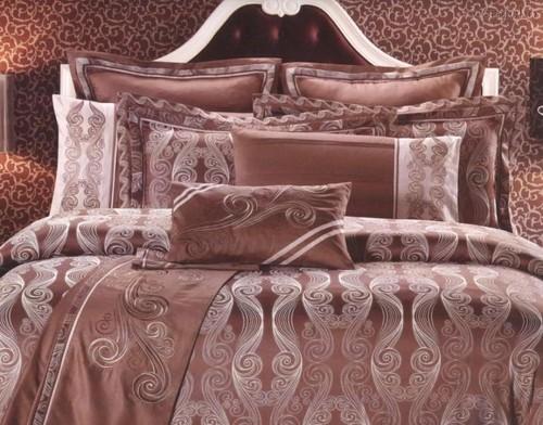 Комплект постельного белья L-31, 2-спальный - Valtery
