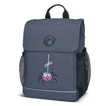 Рюкзак детский Pack n' Snack™ Spider серый, цвет серый - Carl Oscar