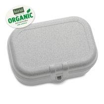 Ланч-бокс PASCAL S Organic, серый - Koziol