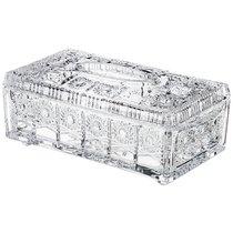 Салфетница Muza Crystal 24,5x12,5 см. Высота 10 см. - I AND A