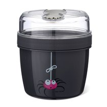 Ланч-бокс с охлаждающим элементом N'ice Cup™ Spider серый, цвет серый - Carl Oscar
