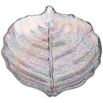 Блюдо Luster Leaf Rainbow 21см Без Упаковки - Akcam
