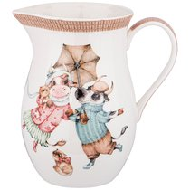 Кувшин Рандеву 1300Мл, 19См - Shunxiang Porcelain